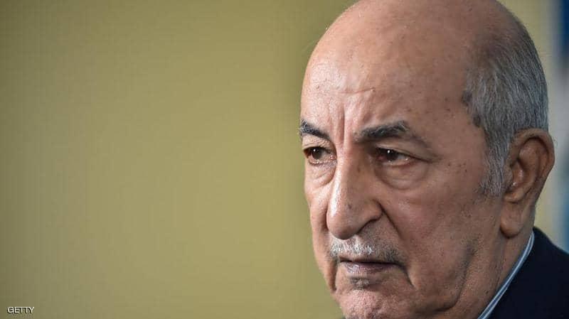 نقل الرئيس الجزائري إلى ألمانيا لتلقي فحوصات طبية