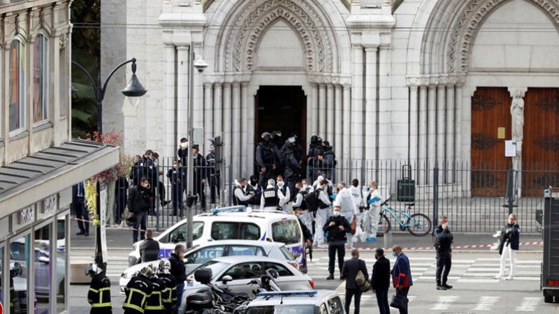 عمليّة نيس الإرهابيّة: القبض على مشتبه به ثالث