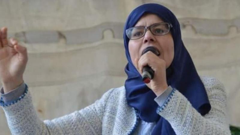 مسؤولة شباب النهضة تستقيل من الحركة