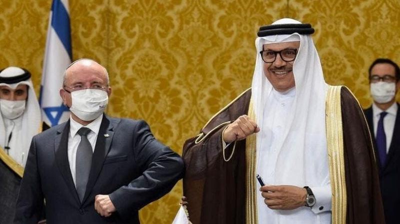 لأول مرة.. وزير خارجية البحرين يزور إسرائيل للقاء نتنياهو