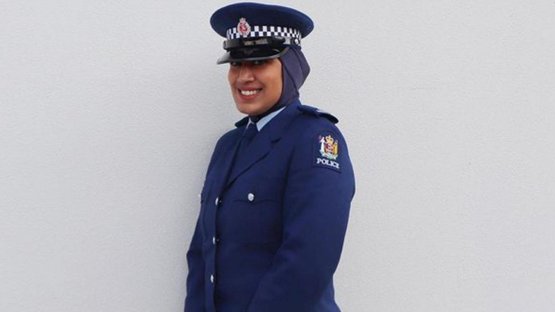 لأول مرة: الحجاب جزء من الزي الرسمي في نيوزيلندا