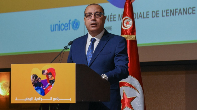 رئيس الحكومة: مستقبل تونس يمرّ عبر بناء طفولة متوازنة