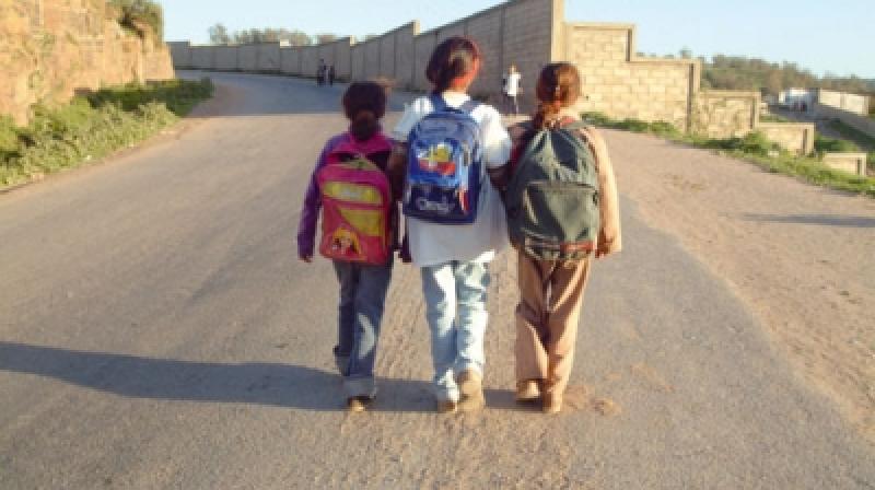 تطاوين:النقل الجامعي والمدرسي مجاني لأبناء العائلات المعوزة