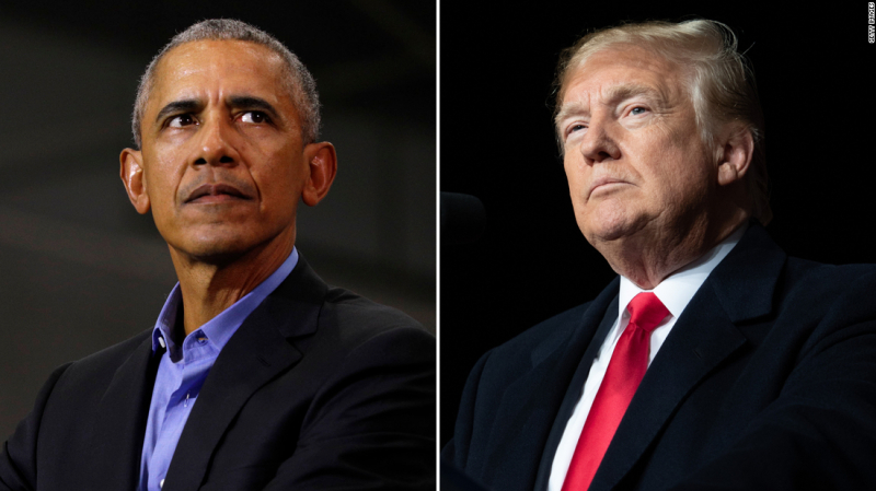 أوباما: يمكن إرسال قوة خاصة لإخراج ترامب من البيت الأبيض