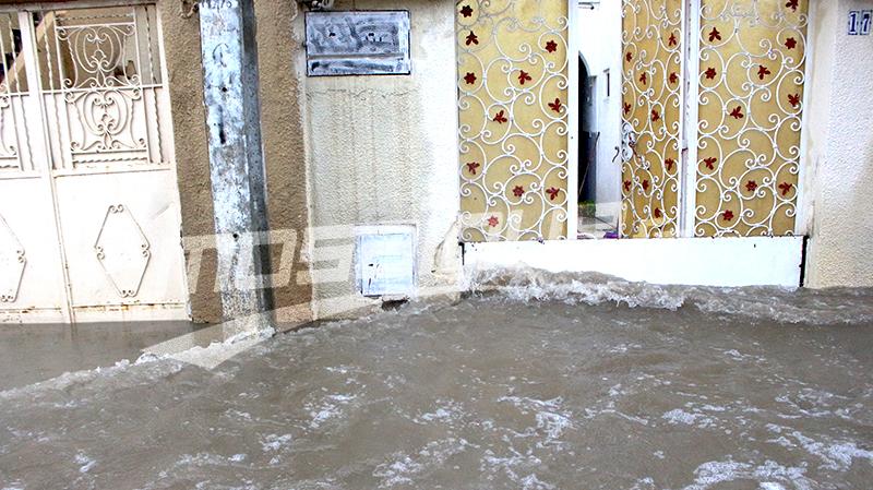 أمطار غزيرة في تونس الكبرى ودعوات لتوخي الحذر