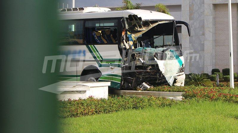 ''إخلالات في إشارات المرور'' وراء حادث محمد الخامس