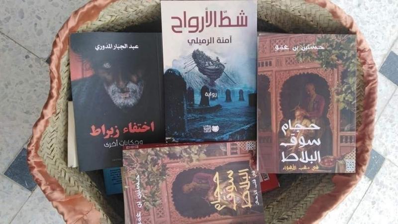 أي مهر أهديك... كتبا... هل تقبلين؟