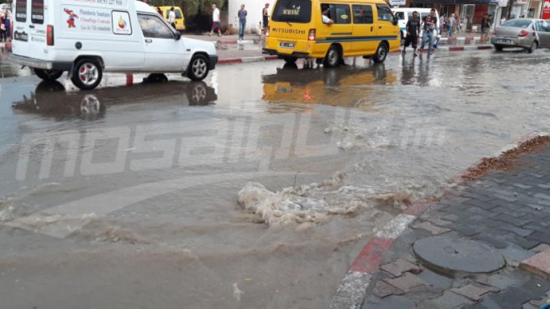وفاة فتاة إثر سقوطها في منشأة تصريف مياه: إدارة التجهيز بسوسة توضح