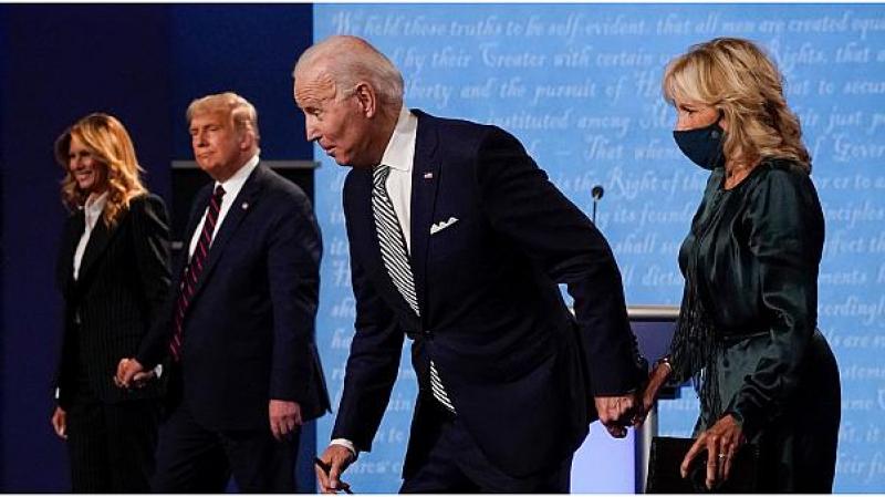 ترامب يوافق على بدء انتقال السلطة إلى بايدن