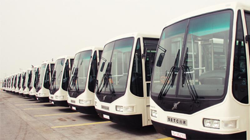 20 حافلة جديدة لولاية قفصة