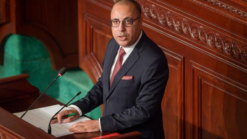 المشيشي في البرلمان يوم 28 نوفمبر