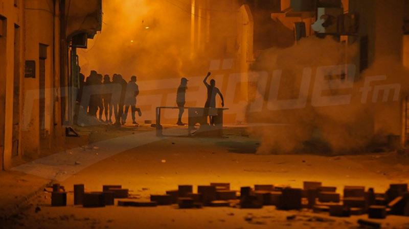 جلمة: مواجهات بين محتجين يطالبون بالتنمية وقوات الأمن