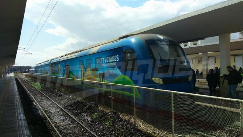 لا قطارات من تونس إلى باجة وجندوبة غدا