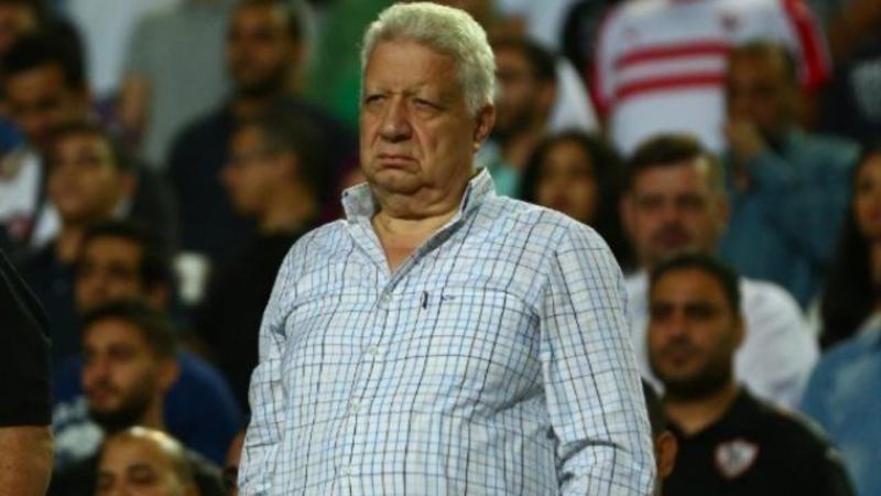 مرتضى منصورممنوع من حضور نهائي دوري أبطال إفريقيا