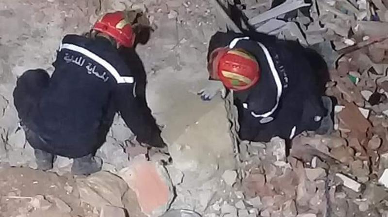 إنفجار قارورة غاز بمنزل في بن عروس