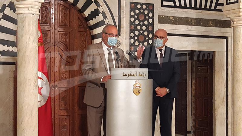 وزير الصحة: الوضع لا يسمح بمراجعة قرارات المقاهي وصلاة الجمعة