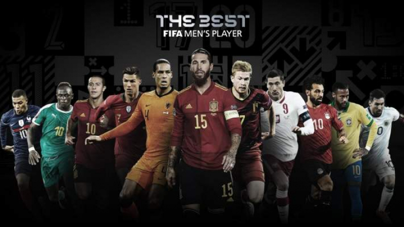 ليفاندوفسكي على رأس قائمة مرشحي الفيفا لجائزة أفضل لاعب في العام