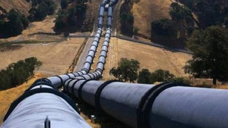 السبيخة: اعتصام أمام محطة ضخ الغاز المتأتي من الجزائر..