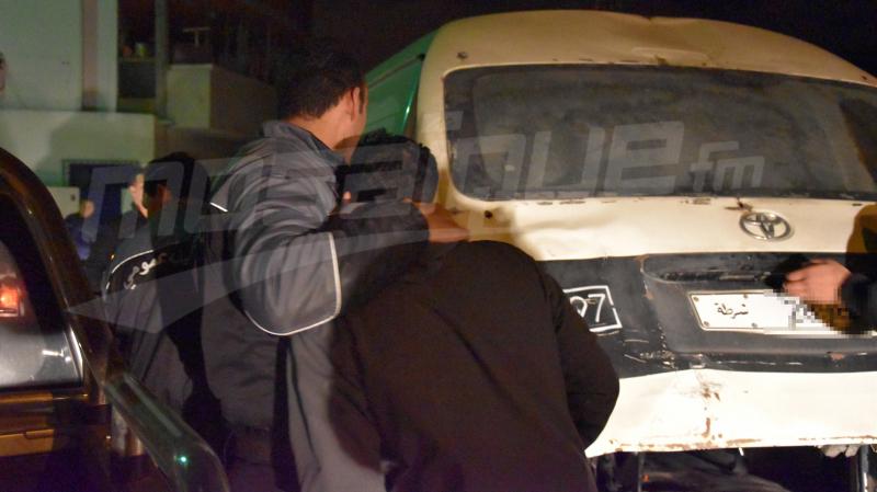 تصدّى لأعوان الأمن بسيف: الإطاحة بـ''ولد بالو'' في سيدي حسين