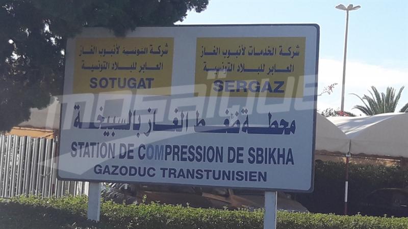 محتجّون يهدّدون بغلق 'فانا الغاز' في السبيخة