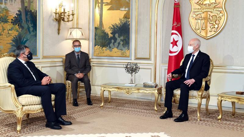 رئيس الجمهورية يستقبل الأمين العام لمنظمة السياحة العالمية
