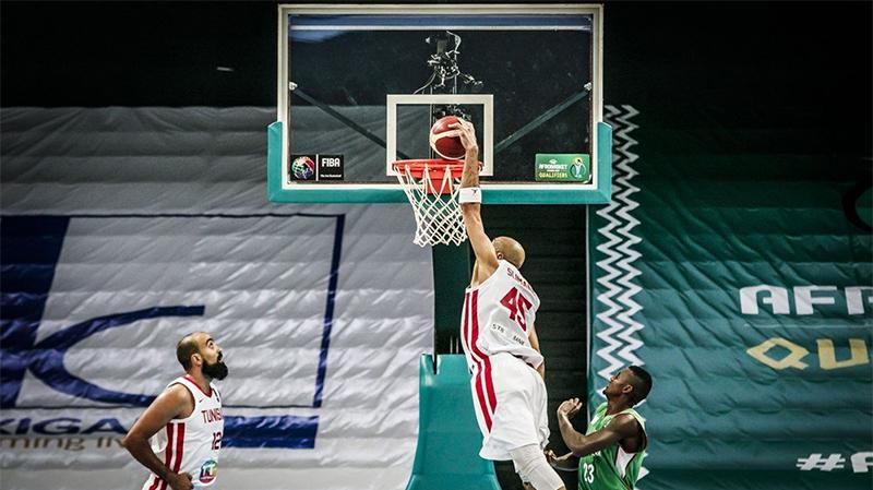 فوز عريض لمنتخب كرة السلة