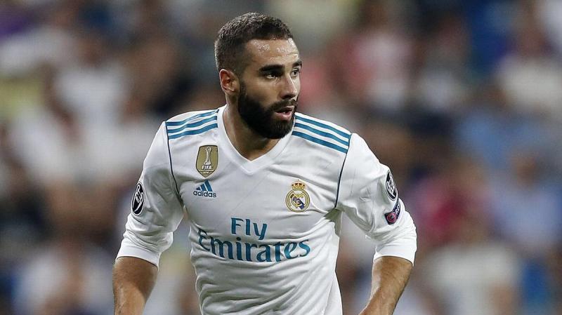 ريال مدريد يفقد مجددا خدمات داني كارفاخال