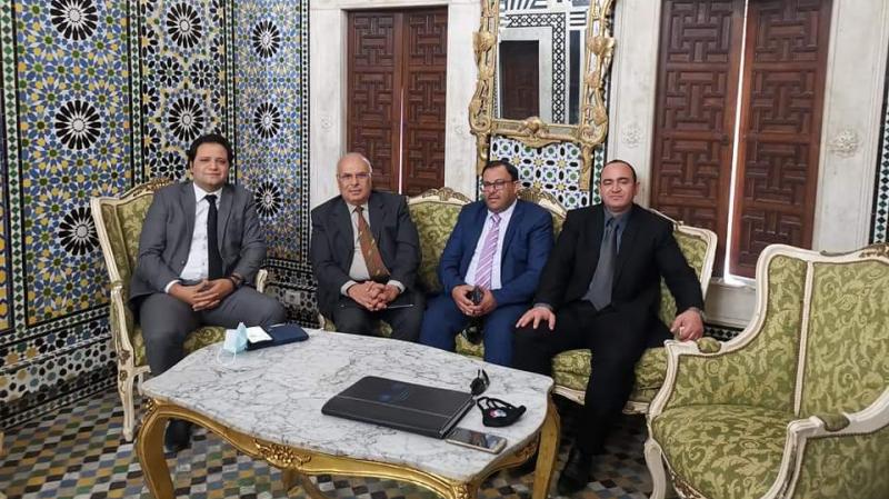 وفد من جربة في لقاء مع رئاسة الحكومة وعدّة مواضيع على طاولة النقاش