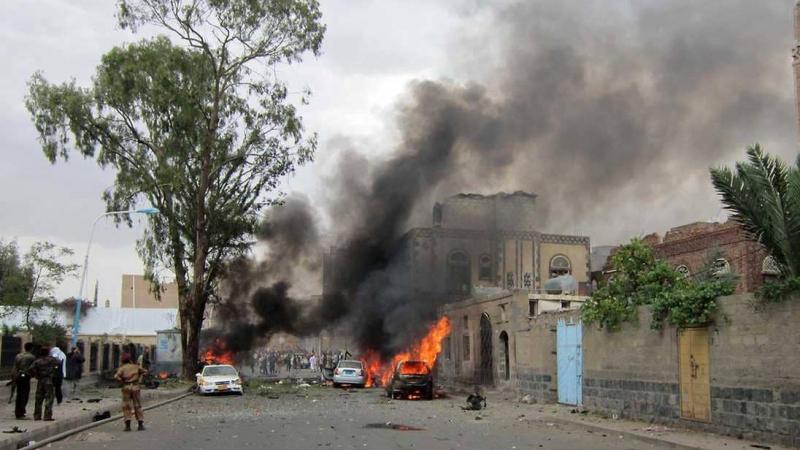 أفغانستان: مقتل العشرات من عناصر الأمن في هجوم انتحاري