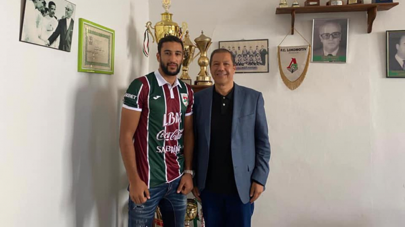 بلال الماجري في الملعب التونسي لموسمين