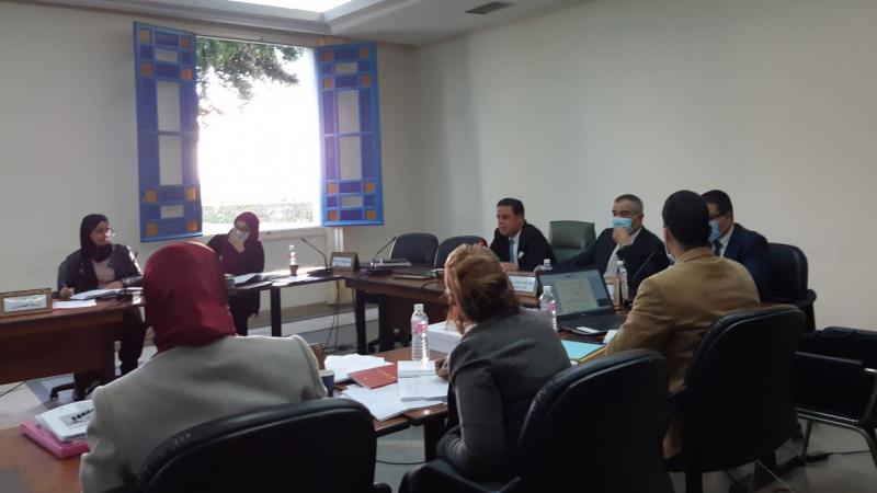 لجنة المالية تصادق على تعديل الفصل 13 المتعلق بنسب الضرائب على الشركات