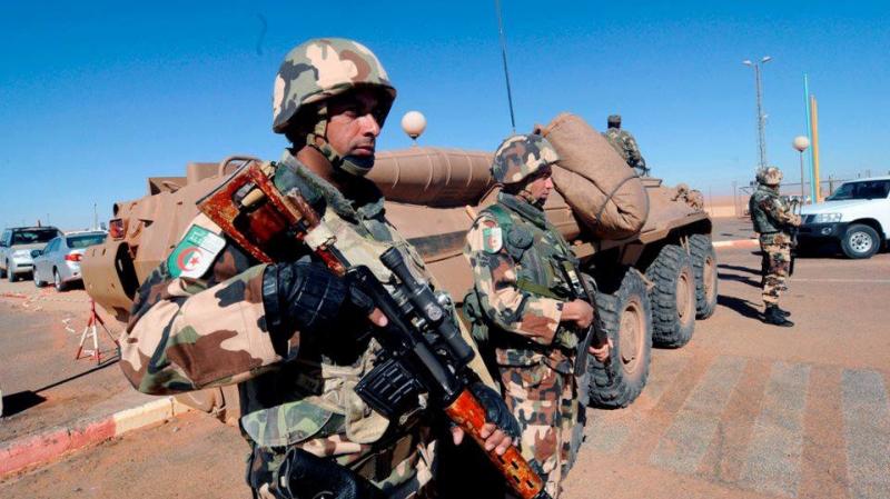 الجزائر: استشهاد عسكري في اشتباك مع مجموعة إرهابية