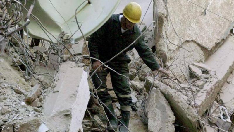 مصر: قتلى في انهيار مبنى سكني في الإسكندرية