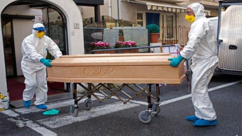 رقم قياسي.. إيطاليا تسجل 993 وفاة بكورونا خلال 24 ساعة