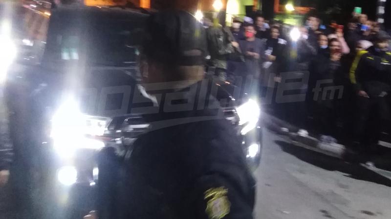 غضب السكّان يدفع المشيشي إلى مغادرة مستشفى جندوبة