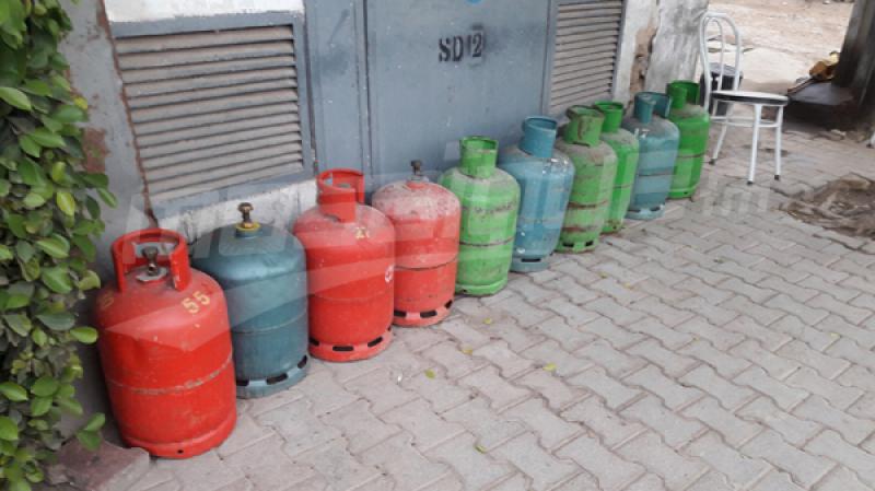 بداية انفراج أزمة قوارير الغاز في صفاقس