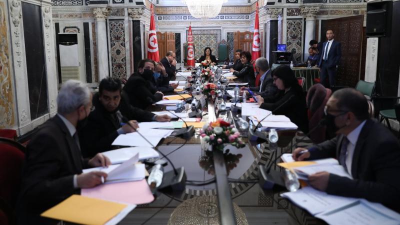 مكتب المجلس يحيل مشروع قانون المالية لسنة 2021 على الجلسة العامة