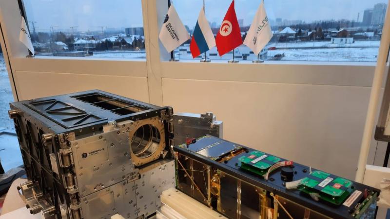 نجاح آخر الإختبارات للقمر الصناعي التونسي قبل عملية الإطلاق