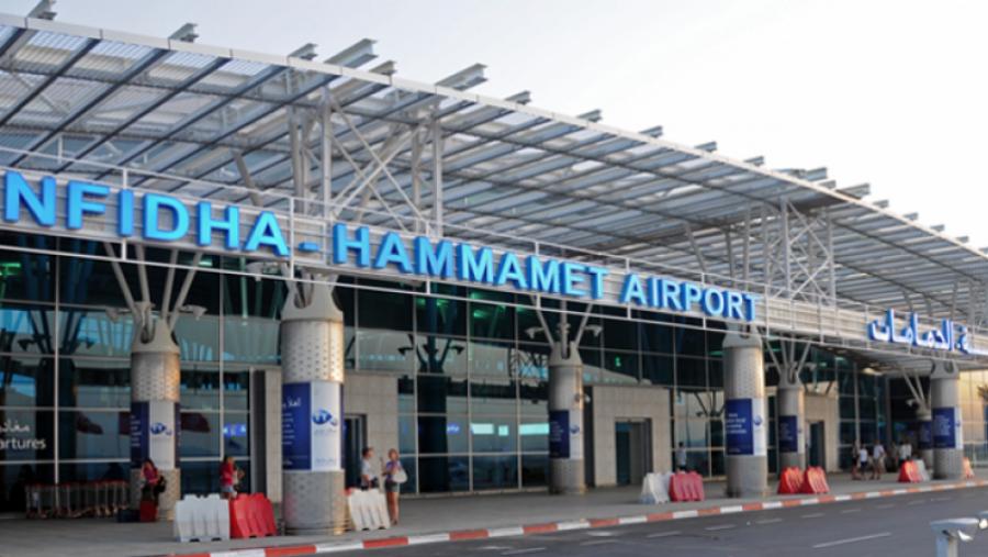 مطار النفيضة يستقبل 88 سائحا لقضاء عطلة رأس السنة