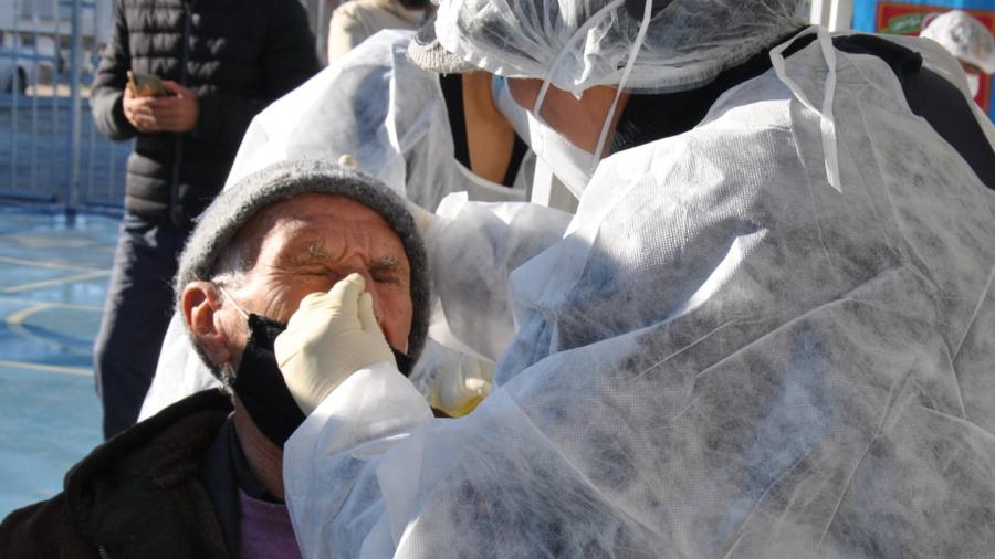 تواصل عمليات التقصي السريع لفيروس كورونا في ولاية تونس