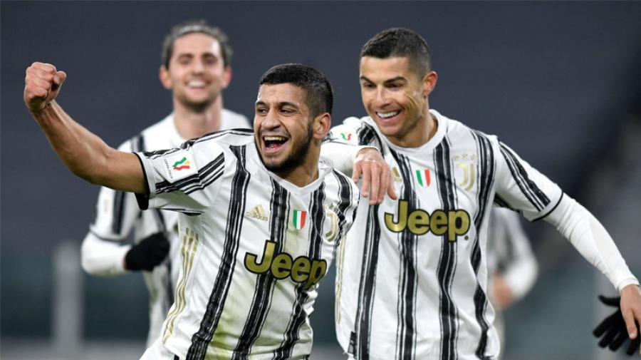 سجّل هدف الفوز.. حمزة رفيعة يقود يوفنتوس إلى ربع نهائي كأس إيطاليا