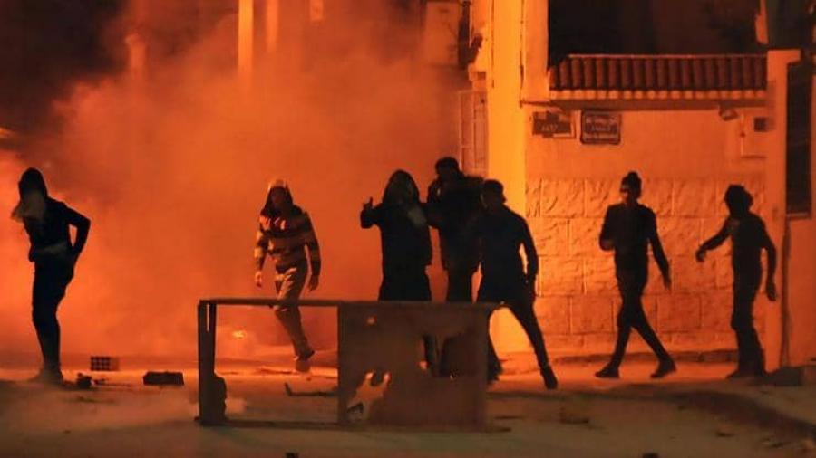 المهدية: احتجاجات ليلية في عدد من المعتمديات