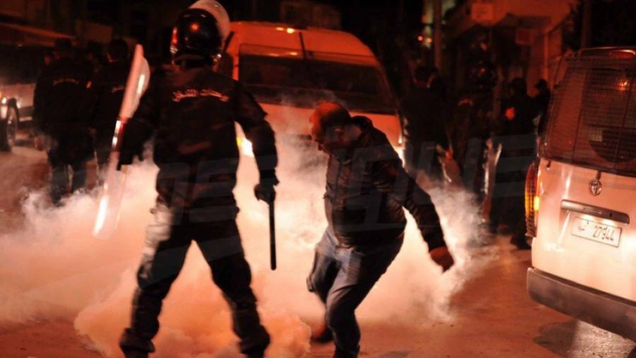 الكرم: كرّ وفرّ بين الأمن ومجموعة من الشباب