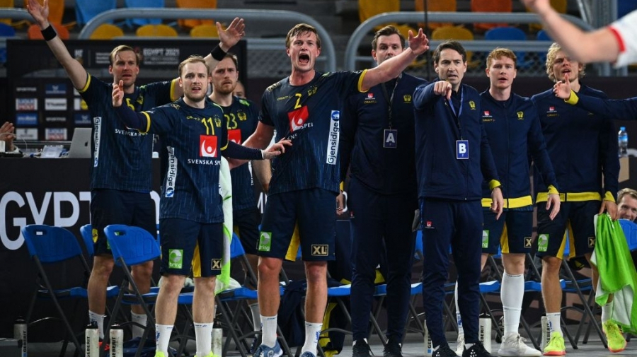 السويد تهزم فرنسا وتتأهل لنهائي مونديال كرة اليد
