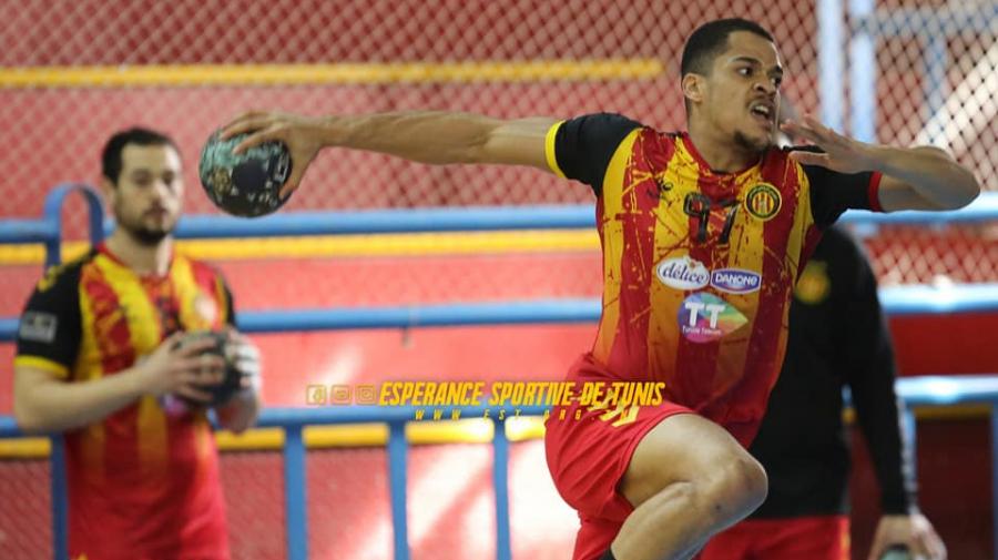 البطولة الوطنية لكرة اليد: الترجي يفوز على النجم الرادسي