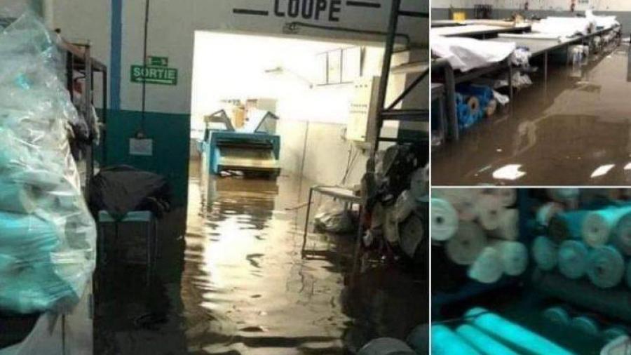 المغرب: الأمطار تتسبب في مقتل 28 عاملا داخل مصنع غير قانوني