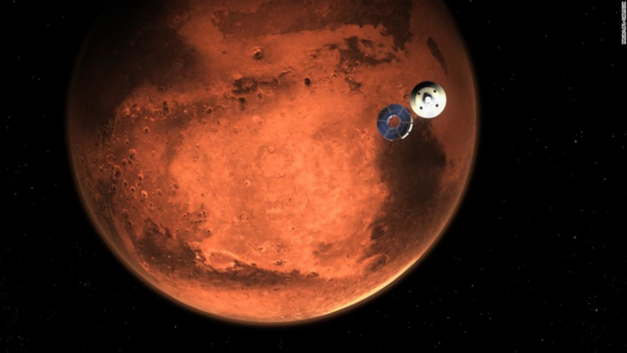 ''بيرسيفرانس'' تهبط بنجاح على سطح المرّيخ