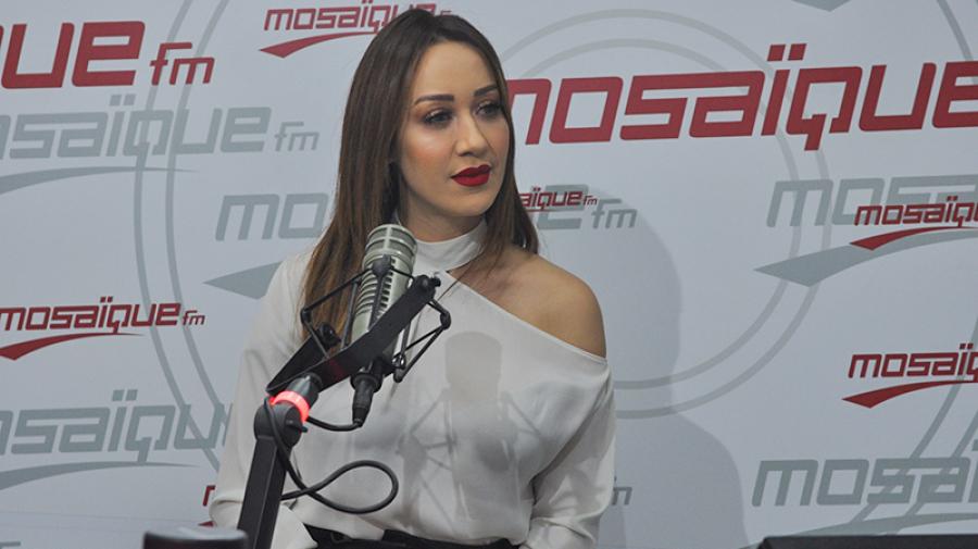 نادية خالص: أقولها وأتحمل مسؤوليتي..لا أحد يشبهني في تونس