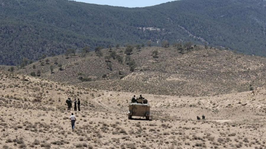 قرب جبل السلوم: القبض على مفتش عنه من أجل الانتماء إلى تنظيم إرهابي