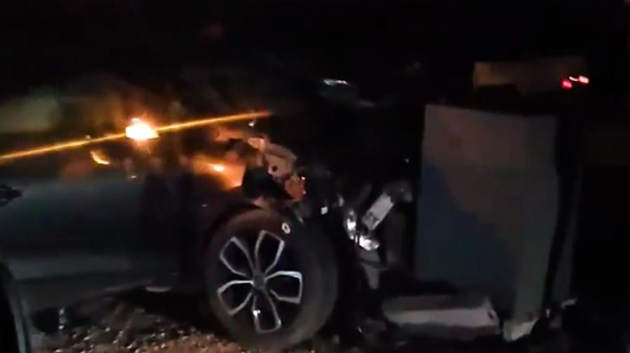 رادس: وفاة شخص في حادث تصادم بين شاحنة ثقيلة وثلاث سيارات